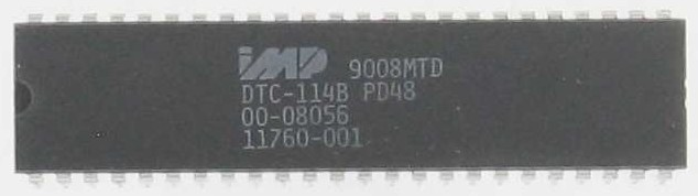 IC DTC-114B PD48 48-PIN DIP