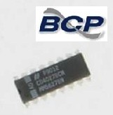 IC CD4027 B/A+ 16-PIN DIP