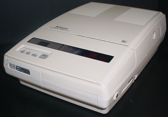 PRINTER NIKON NP-10 COOLPRINT COLOR