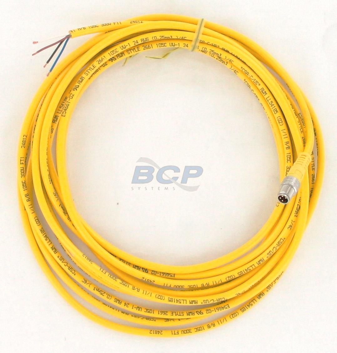 Bcp Systems Specialized Wire Harness Assembly And Repair Services Aerospace For Standard Cordset Nano Change 4p 5m