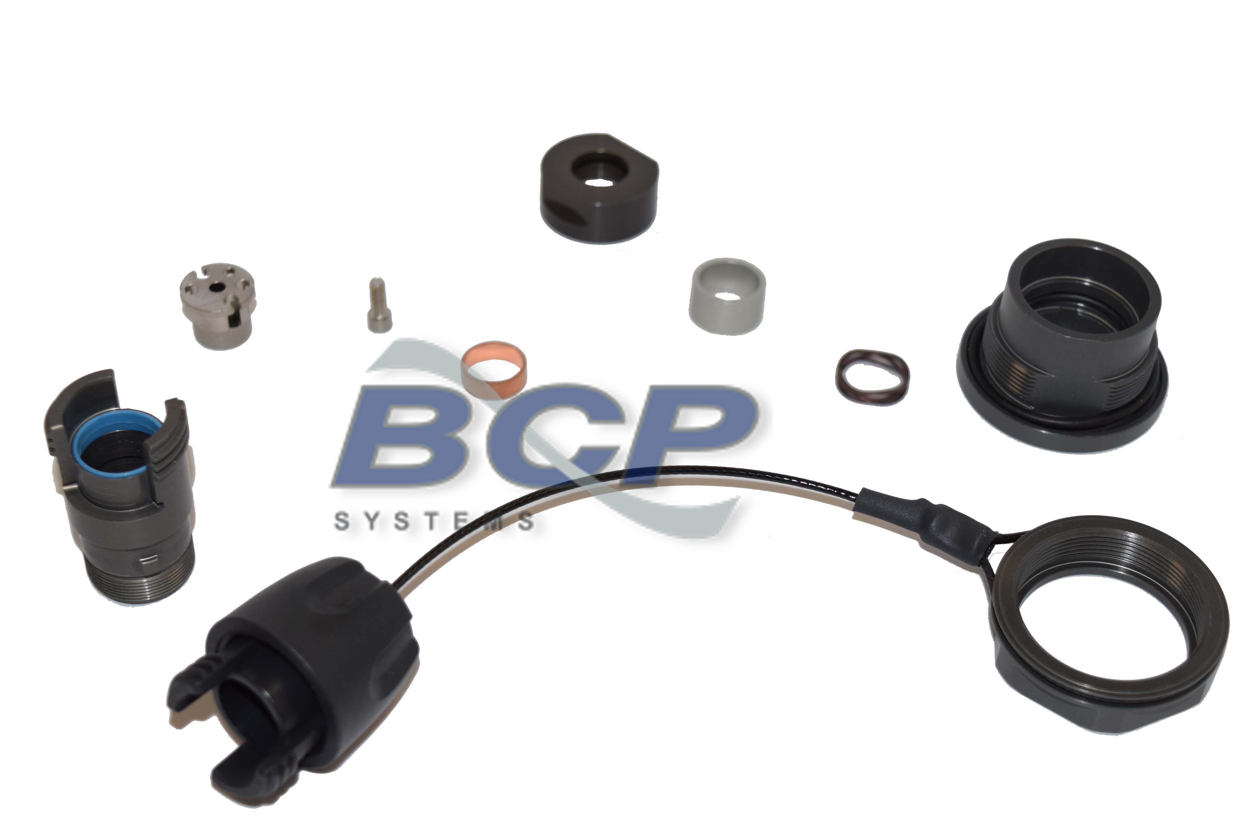 Bcp Systems Specialized Wire Harness Assembly And Repair Services Aluminum Wiring Connector Shell Kit44 Pro Beam Jr D Hole Lp Bulkhead