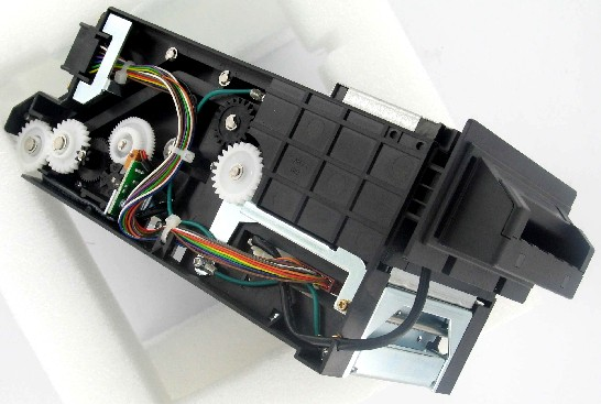 BILL ACCEPTOR JCM WBA-12S-SH OR WBA-12S-SS REPAIRED (REQUIRES RETURN OF DEFECTIVE CORE)