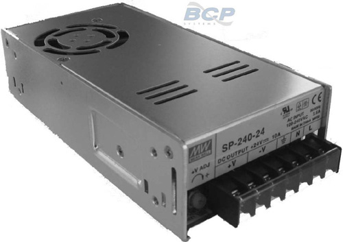 POWER SUPPLYJCM TBV 24VDC