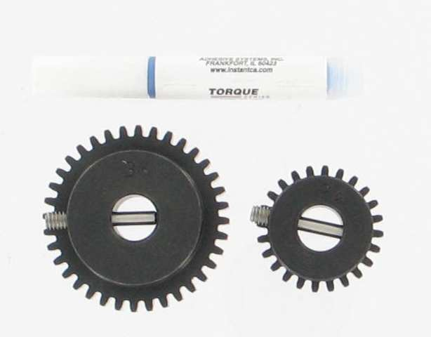 GEAR KIT (20/40 SECOND) FOR PRINCE CASTLE BUN TOASTER MODEL 296 & 297