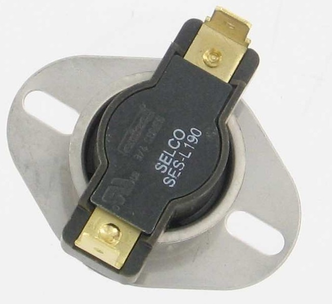 HATCO THERMOSTAT LOW LIMIT 190 DEGREES