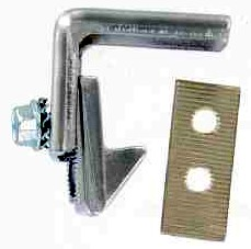 DELUXE STRIKER ASSEMBLY FOR LATCH HANDLE
