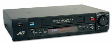 VCR TIME LAPSE SENSORMATIC AD8096HD - REFURBISHED