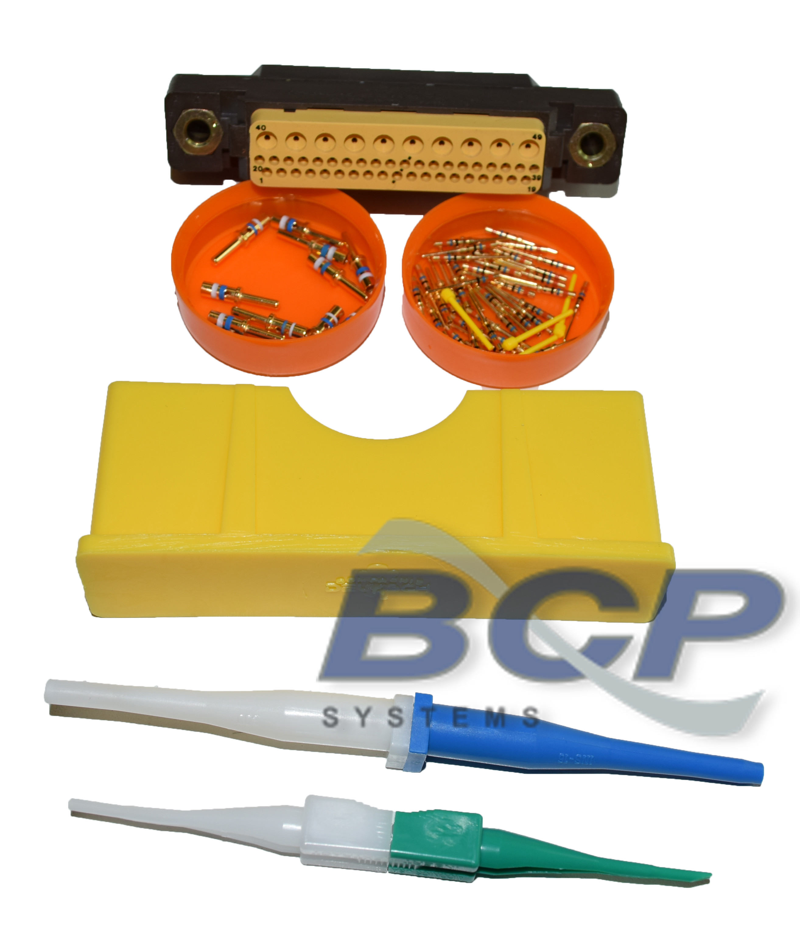 Bcp Systems Specialized Wire Harness Assembly And Repair Services Pin Tool For The Aerospace Medical Oil Industries